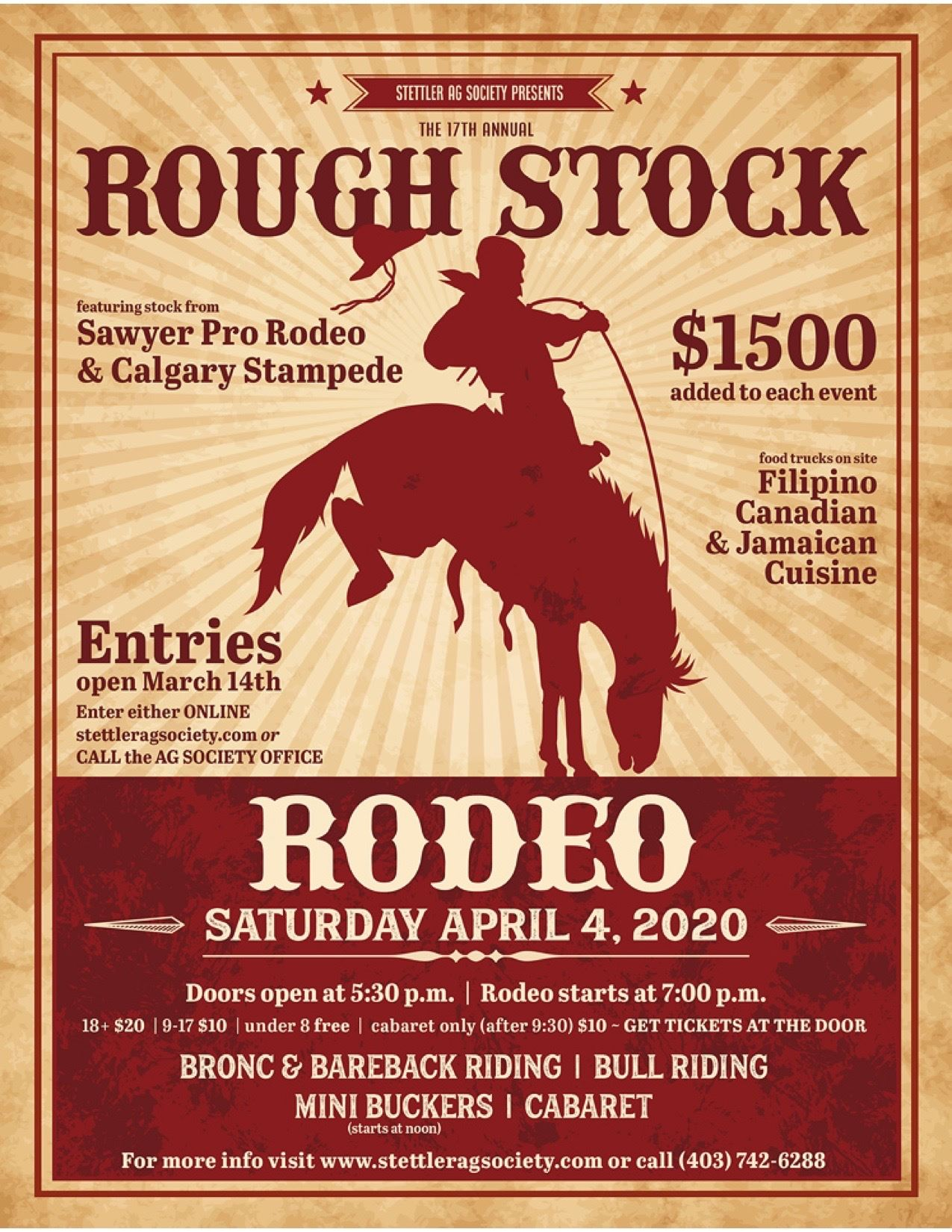 roughstock rodeo