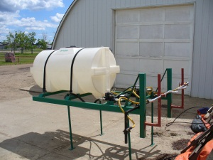 Truck Mount Sprayer